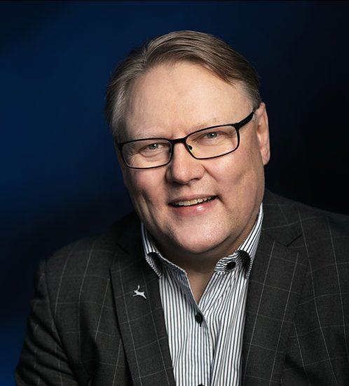 Kuva Pekka Latvalasta, Rovaniemen kaupungin toimitilakeskuksen päälliköstä